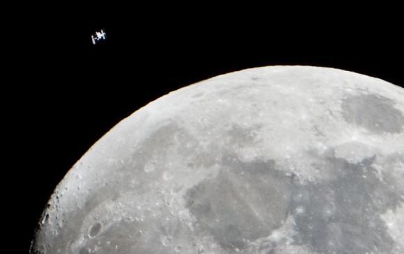 La agencia japonesa Jaxa envió al espacio el cohete más pequeño del mundo. FOTO: NASA