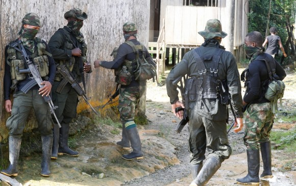 ELN anuncia cese unilateral de operaciones militares durante Semana Santa