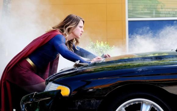 La tercera temporada de Supergirl se estrena este miércoles 11 de octubre. FOTO Cortesía Warner Channel