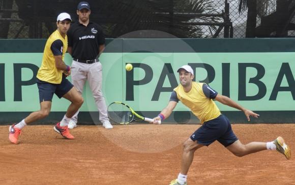 Cabal y Farah, a la final del ATP 250 de Ginebra