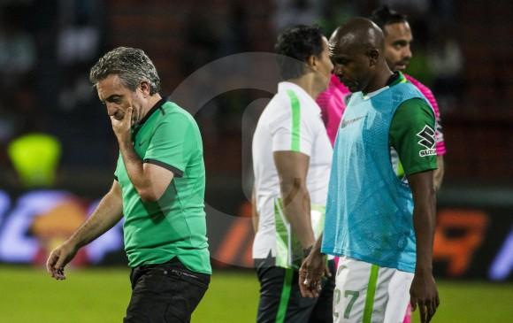 Juan Manuel Lillo renunció a la dirección técnica de Atlético Nacional
