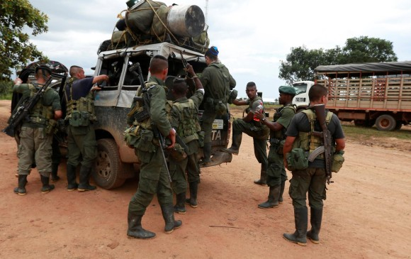 Verifican lista de milicianos Farc para evitar 'colados' de la delincuencia común