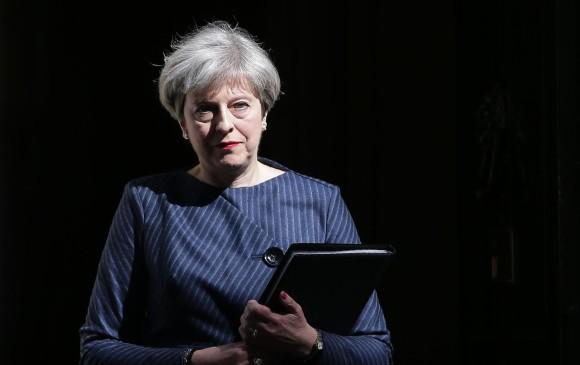 Theresa May asumió las riendas del país tras la renuncia de David Cameron luego de su derrota en el referendo del Brexit