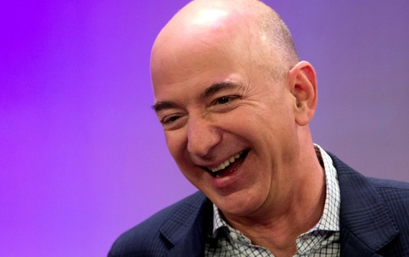Jeff Bezos, cofundador de Amazon. FOTO ARCHIVO (REUTERS)