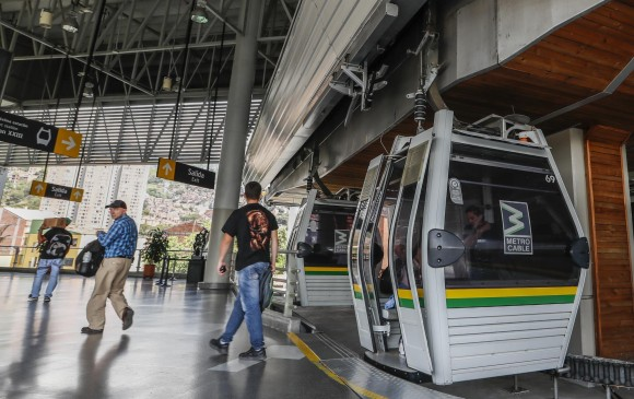 Metrocable de San Javier: los sueños al viento