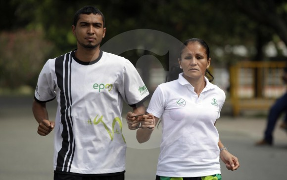 Mauricio Valencia, bronce en el Mundial de Para-Atletismo