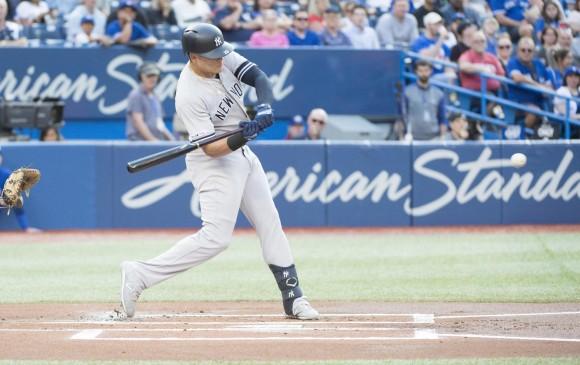 El colombiano Urshela disparó par de cuadrangulares en triunfo de los Yankees