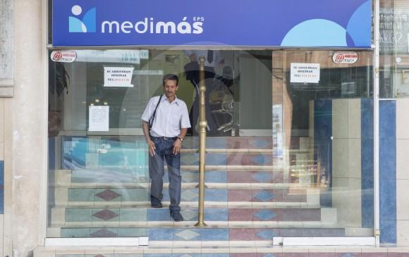 Medimás empezó a funcionar con 5,6 millones de afiliados, pero por las constantes dificultades que sufrían, fueron migrando hacia otras EPS, quedando con 4,2 millones. FOTO edwin bustamante
