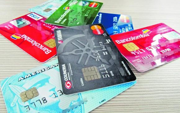 Pago tarjeta de credito banco de bogota