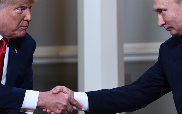 Pompeo llega a Sochi para reunirse con el presidente Putin