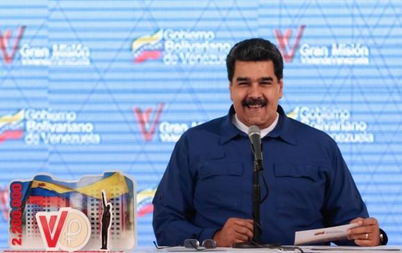 Colombia rechaza 'ofensa' de Maduro contra Duque y le exige respeto