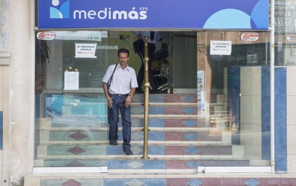 Medimás fue creada en 2017, tras la venta de Cafesalud. FOTO: EDWIN BUSTAMANTE