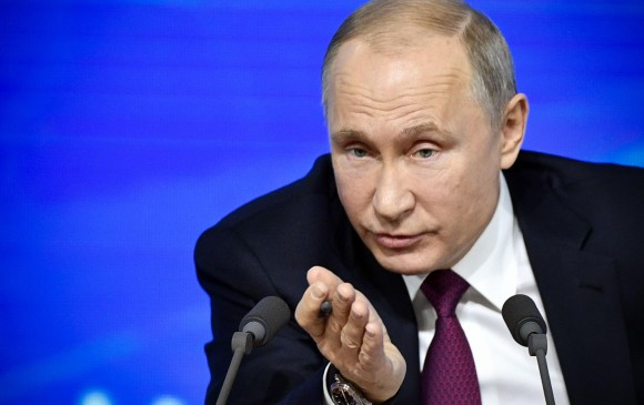 Advierte Putin sobre creciente amenaza de guerra nuclear