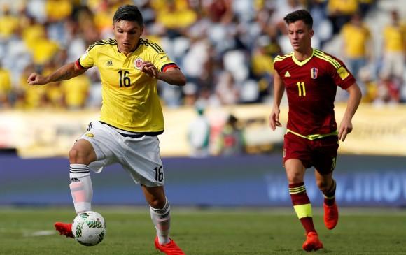 Alex Mejía convocado por la Selección de Colombia