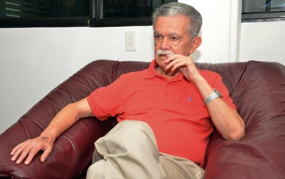 Murió Héctor Ulloa, más conocido como 'don Chinche'