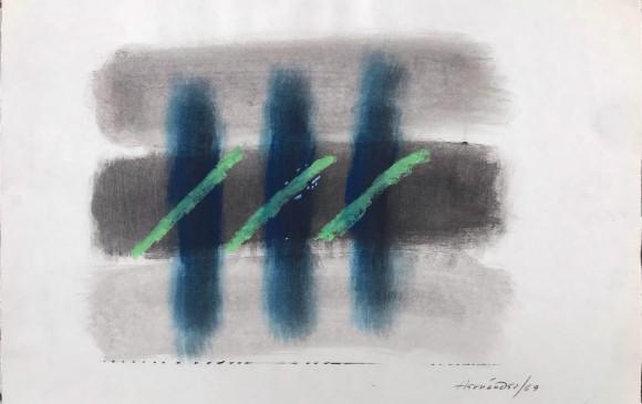 Dibujo de Manuel Hernández.