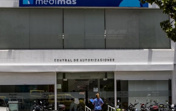La EPS Medimás tiene 4,2 millones de usuarios y funciona en 29 departamentos. FOTO: JAIME PÉREZ MUNEVAR
