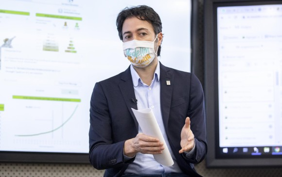 Centro Democrático pide respeto del alcalde Quintero