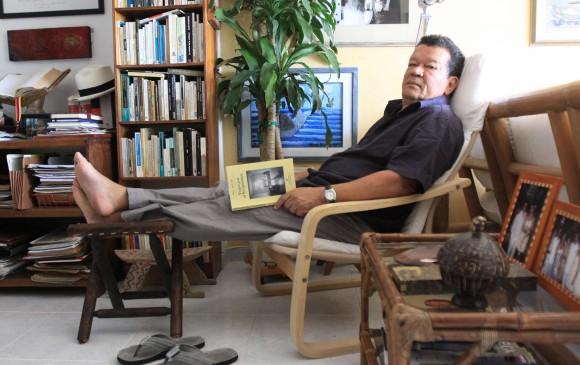 Falleció el escritor colombiano Óscar Collazos