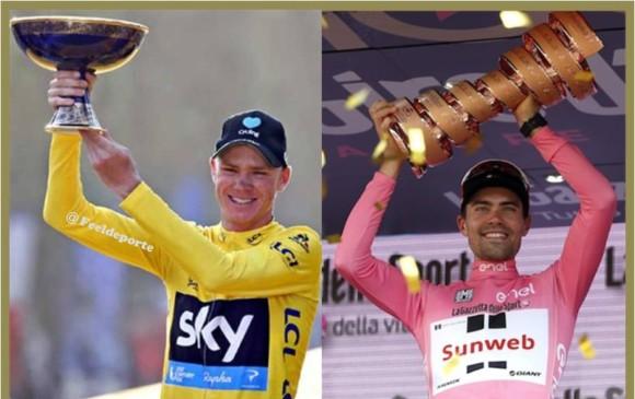 La Tirreno anuncia cartel de lujo con Froome, Landa, Sagan y Dumoulin
