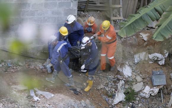 Explosión en mina de Boyacá dejó dos muertos y un herido