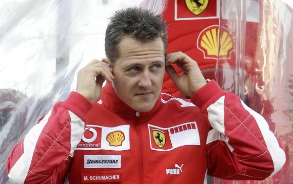 Michael Schumacher vuelve a las redes sociales tras tres años de silencio