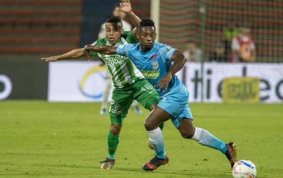 Con gol del 'Indio' Ramírez, Nacional asume el liderato de la Liga