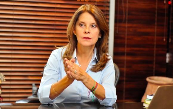 Marta Lucía Ramírez denuncia robo a su vivienda