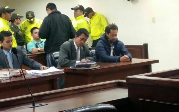 Defensa de rafael uribe noguera no pedir su libertad for Juzgados de paloquemao