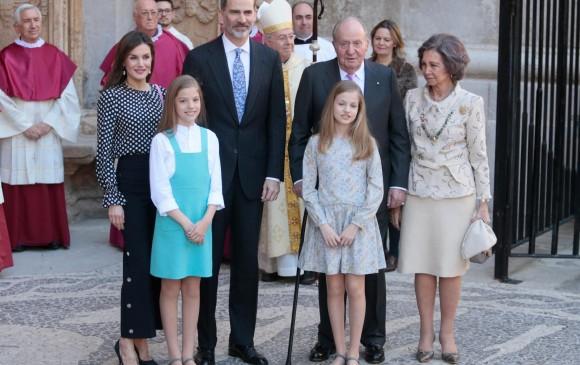 Escándalo real: el video de la discusión entre las reinas Sofía y Letizia