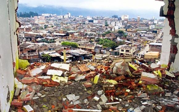 Fotos del terremoto en armenia colombia 68