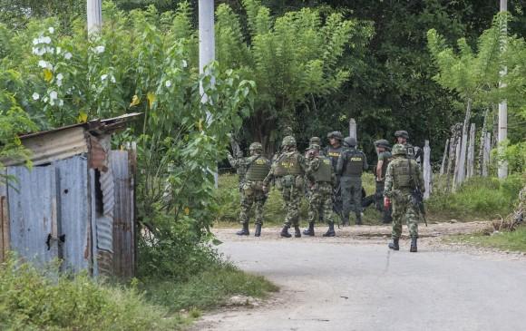 Muere un militar colombiano en un ataque atribuido al ELN