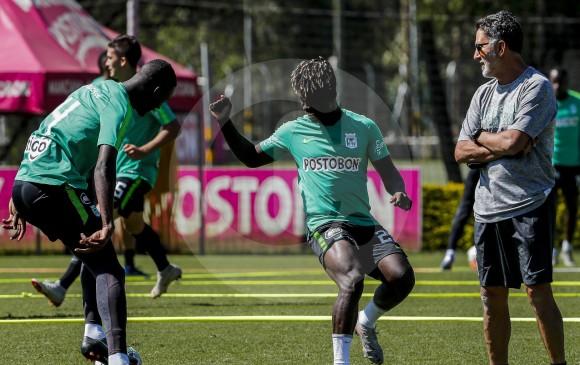 Hay satisfacción por el rendimiento de Nacional en los últimos dos partidos pese a la rotación del técnico Osorio