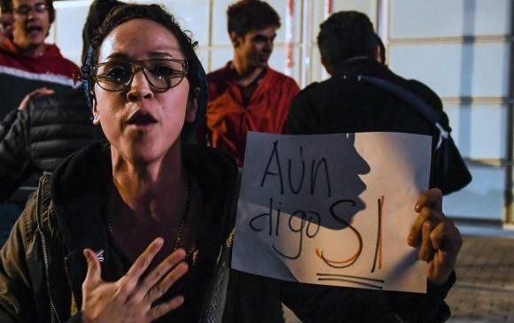 Santos designa comisión para diálogo con promotores del No