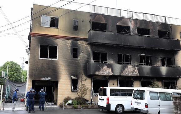 Incendio que deja 33 muertos en Kyoto Animation habría sido en ...