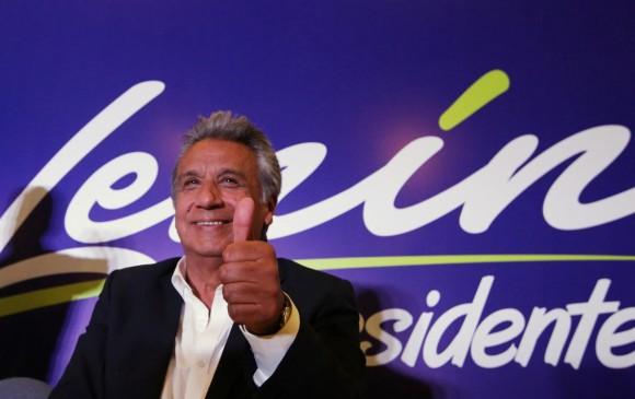 Ecuador: Lenín Moreno asegura estar preocupado por crisis en Venezuela
