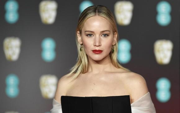 Jennifer Lawrence no participará, por lo menos durante un año, en ninguna película. FOTO EFE
