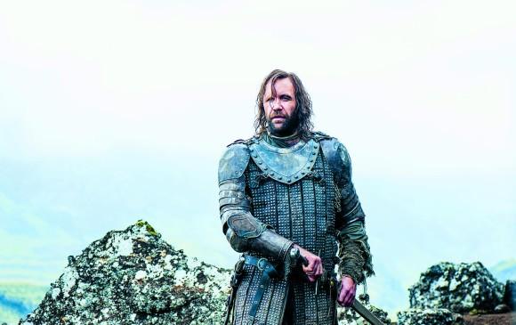 "Sandor ""the hound"" clegane (Rory McCann) FOTO Cortesía HBO"