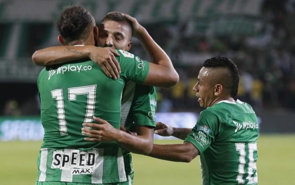 Nacional podría ser líder de la Liga antes de afrontar la Vuelta en Copa Libertadores ante La Guaira. FOTO: MANUEL SALDARRIAGA