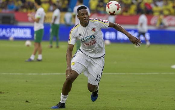 Miguel Angel Borja podría salir del Palmeiras