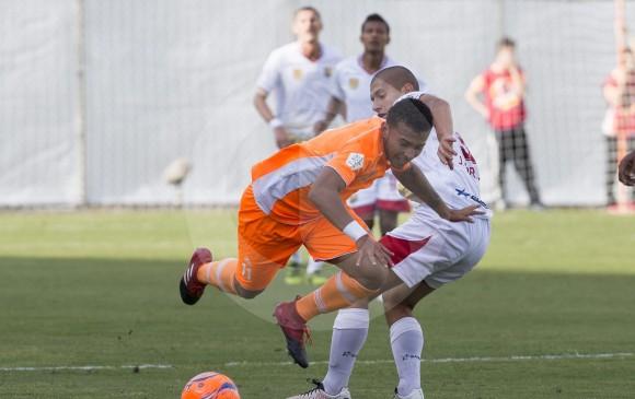 Rionegro Águilas empató 0-0 frente a Envigado