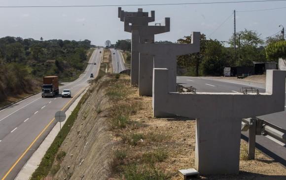 Ruta del Sol 2. Foto: Julio Cesar Herrera