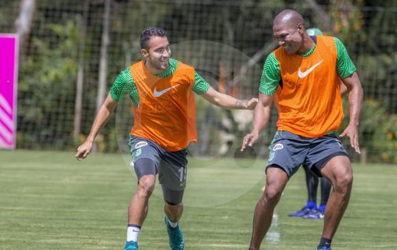 Once Caldas ve Atlético Nacional, Liga Águila — En vivo