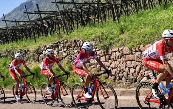 Australia y Francia copan protagonismo en Tour de los Alpes