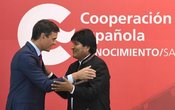 Evo Morales acusa ejercicios militares de Chile y Estados Unidos en Antofagasta