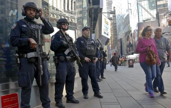 Evalúan posible amenaza antes de comicios en EEUU