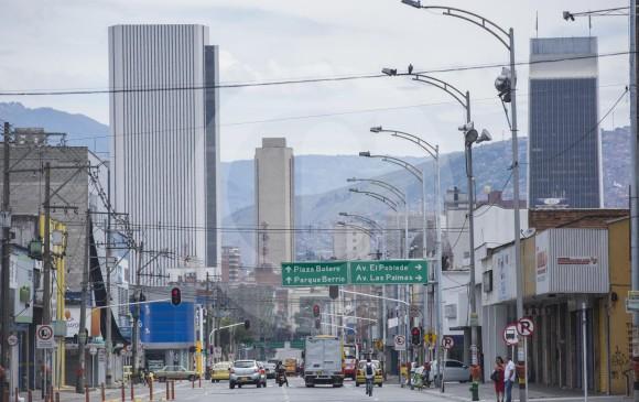 Estos son los sitios donde hace más calor en Medellín