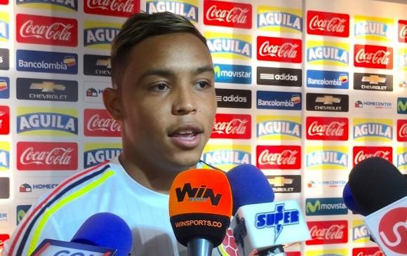 Colombia descarta a James para partido de eliminatoria ante Uruguay