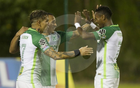 Atlético Nacional vence 1-0 a Rionegro Águilas
