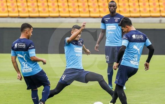 Atlético Bucaramanga cayó goleado 0 a 4 con Independiente Medellín